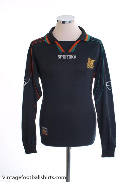 2003-05 Venezia Home Shirt #16 L/S M