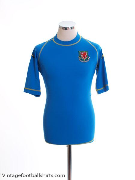 2003-05 Wales Third Shirt M
