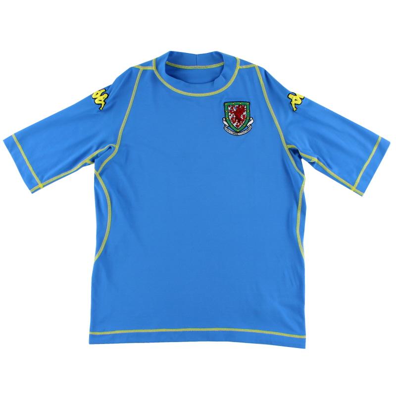 2003-05 Wales Third Shirt S