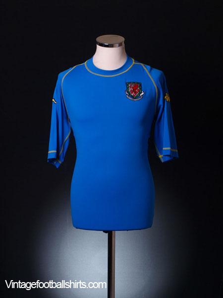 2003-05 Wales Third Shirt XXL