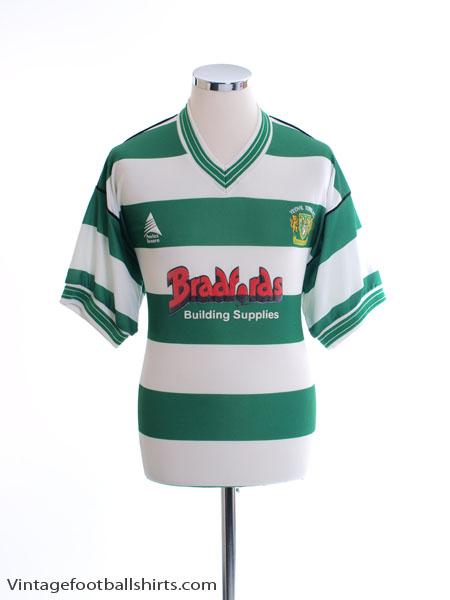 2003-05 Yeovil Town Home Shirt L