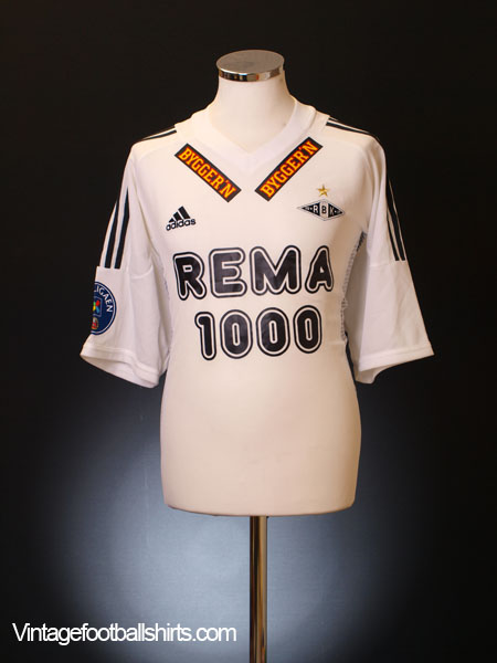 2003 Rosenborg Home Shirt XL