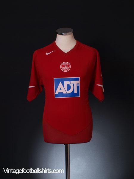 2004-05 Aberdeen Home Shirt M