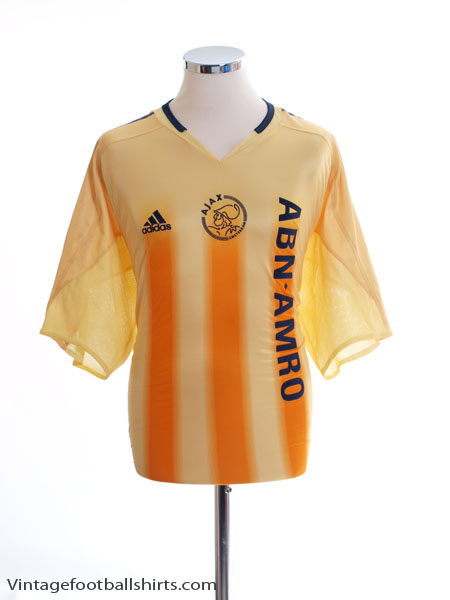 2004-05 Ajax Away Shirt *Mint* XL