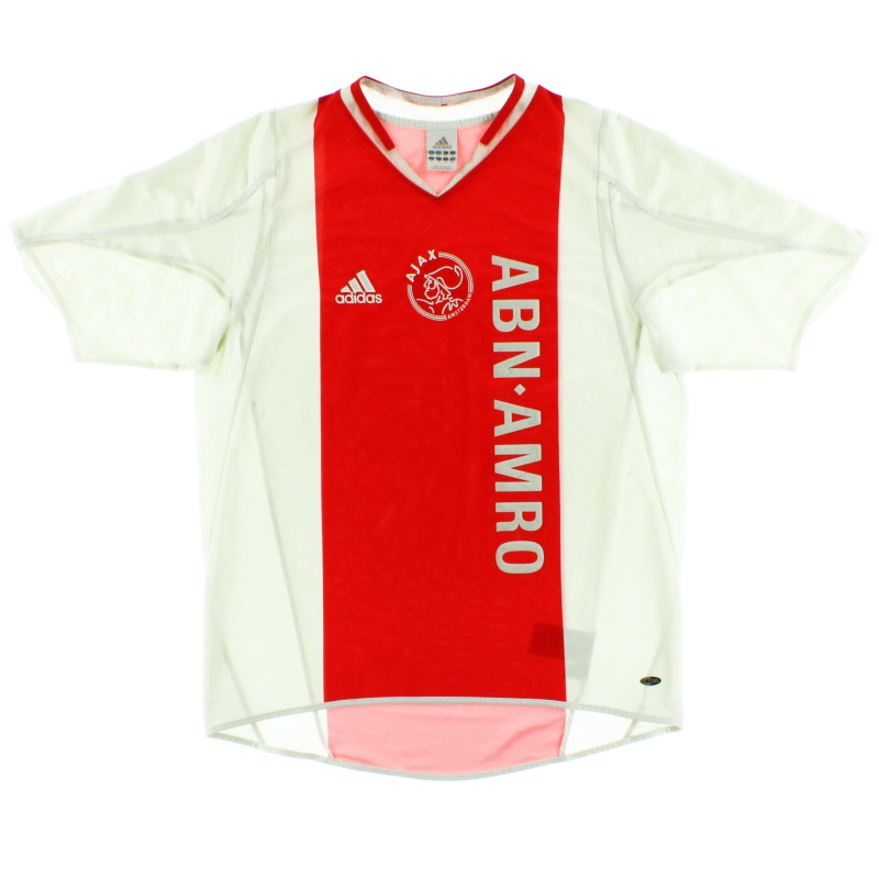 2004-05 Ajax Home Shirt M - 369702