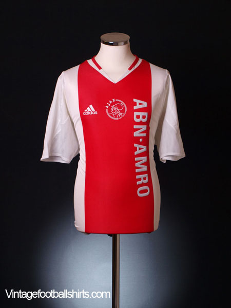 2004-05 Ajax Home Shirt S