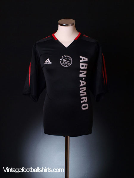 2004-05 Ajax Third Shirt L