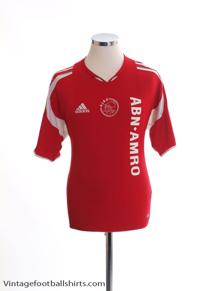 2004-05 Ajax Training Shirt S