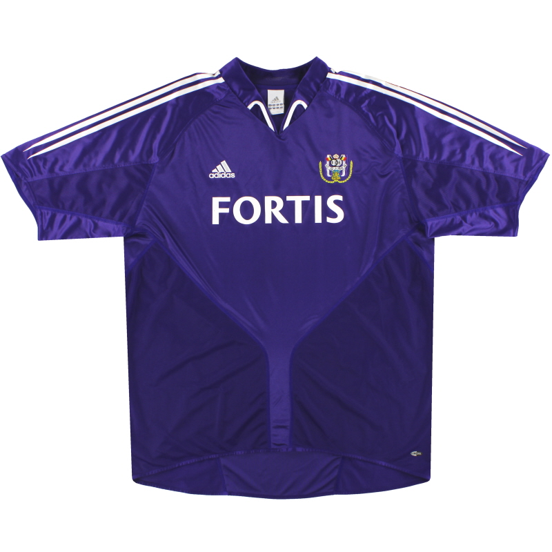 2004-05 Anderlecht adidas Away Shirt XXL