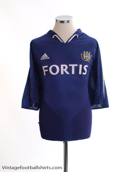 2004-05 Anderlecht Away Shirt XXL