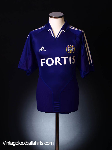 2004-05 Anderlecht Away Shirt L