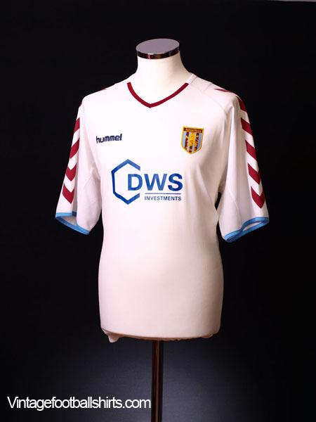 2004-05 Aston Villa Away Shirt Y
