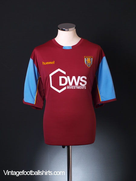 2004-05 Aston Villa Home Shirt XL