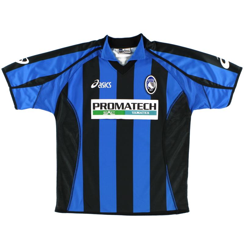 2004-05 Atalanta Home Shirt M