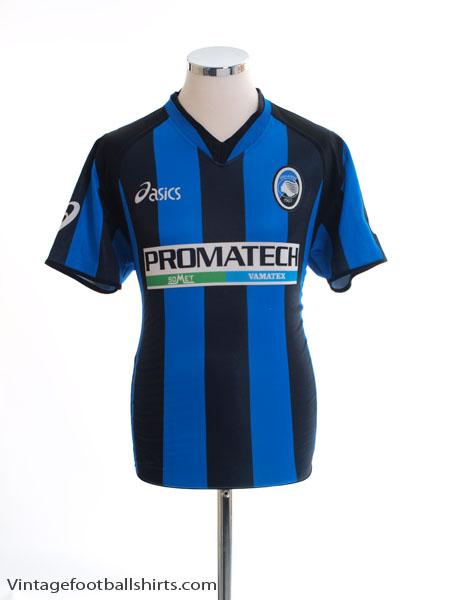 2004-05 Atalanta Home Shirt S