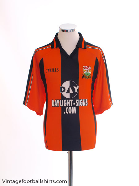 2004-05 Barnet Home Shirt *Mint* L