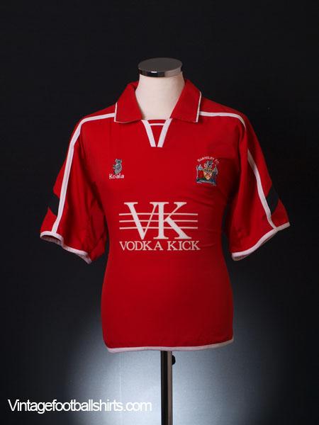 2004-05 Barnsley Home Shirt L