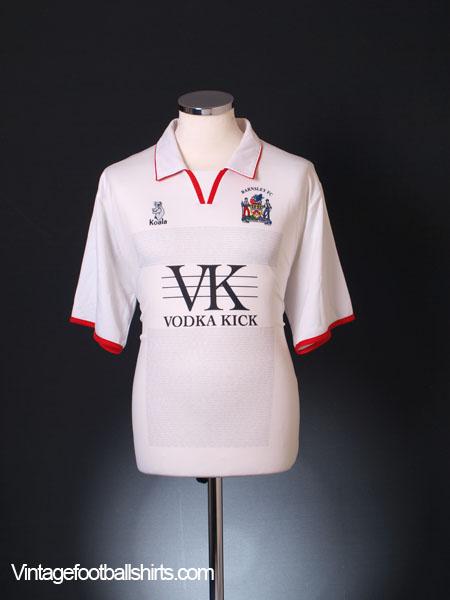2004-05 Barnsley Third Shirt L