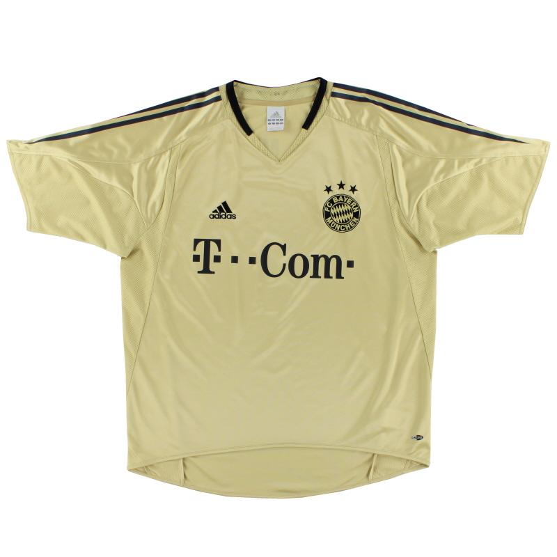 2004-05 Bayern Munich Away Shirt XL - 369180