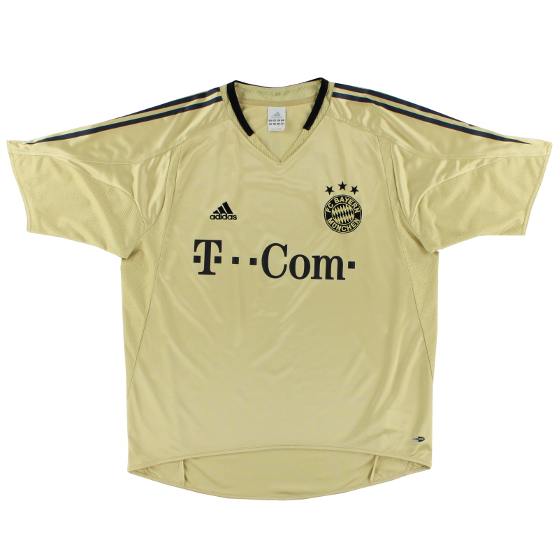 2004-05 Bayern Munich Away Shirt *Mint* XL - 369180