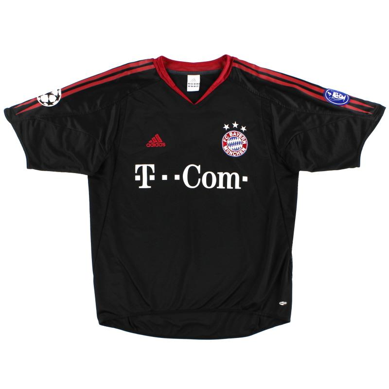 2004-05 Bayern Munich Champions League Shirt *Mint* L - 369173