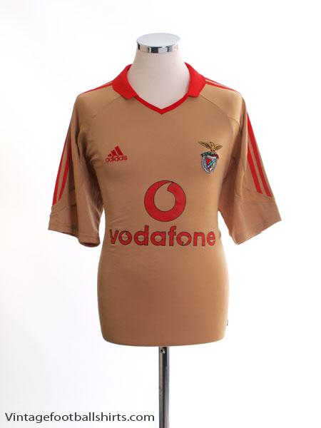 2004-05 Benfica Centenary Third Shirt M