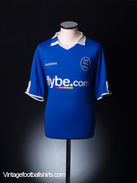 2004-05 Birmingham Home Shirt  XL