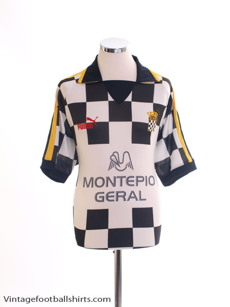 2004-05 Boavista Home Shirt XL