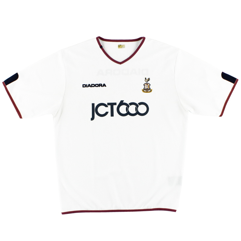 2004-05 Bradford City Diadora Training Shirt L