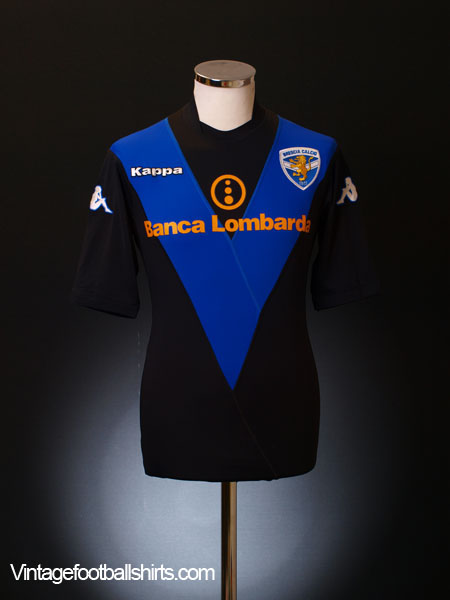 2004-05 Brescia Away Shirt *BNWT* L