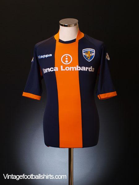 2004-05 Brescia Third Shirt *BNWT* XXL