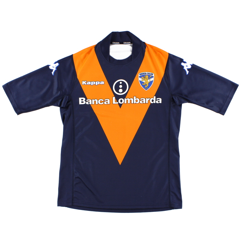 2004-05 Brescia Third Shirt XL