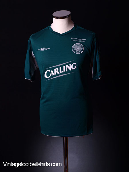 huge discount 3e24f abdb7 2004-05 Celtic Away Shirt L for sale