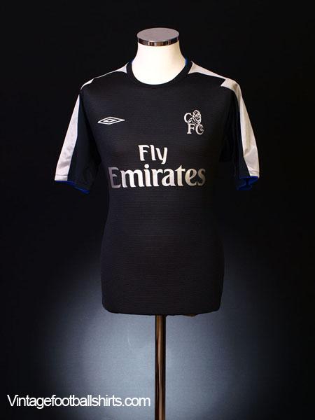 2004-05 Chelsea Away Shirt L