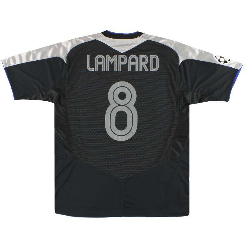 2004-05 Chelsea Umbro CL Away Shirt Lampard #8 *w/tags* XL - 735682JAN