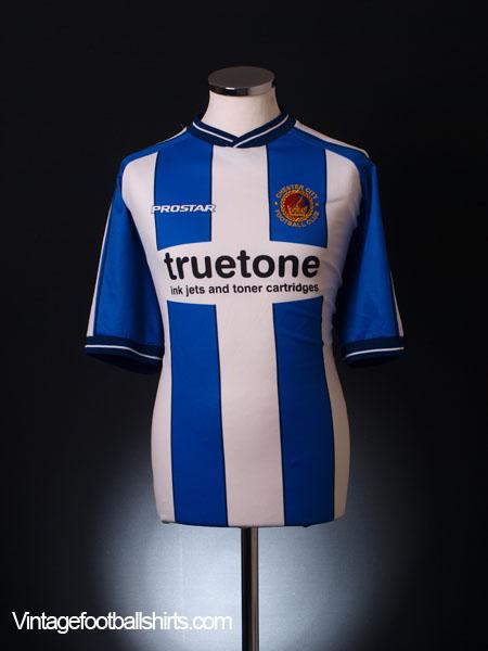 2004-05 Chester Home Shirt XL