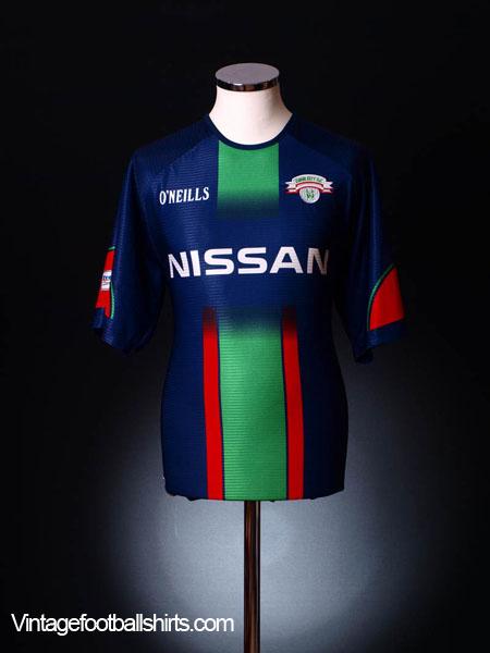 2004-05 Cork City Away Shirt S