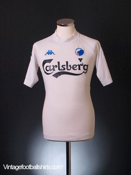 2004-05 FC Copenhagen Home Shirt L
