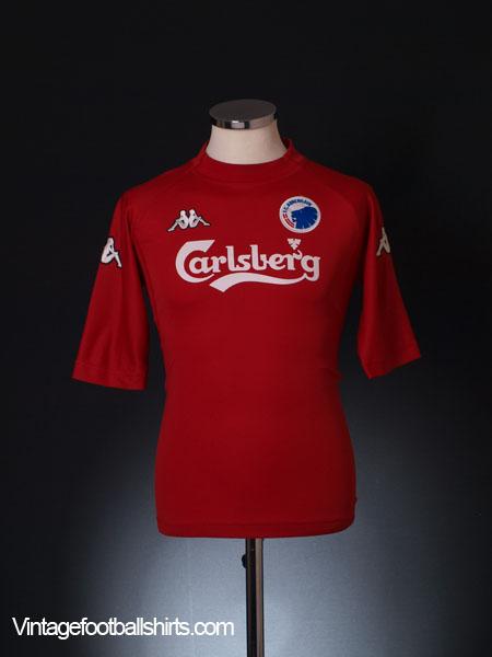 2004-05 FC Copenhagen Third Shirt M