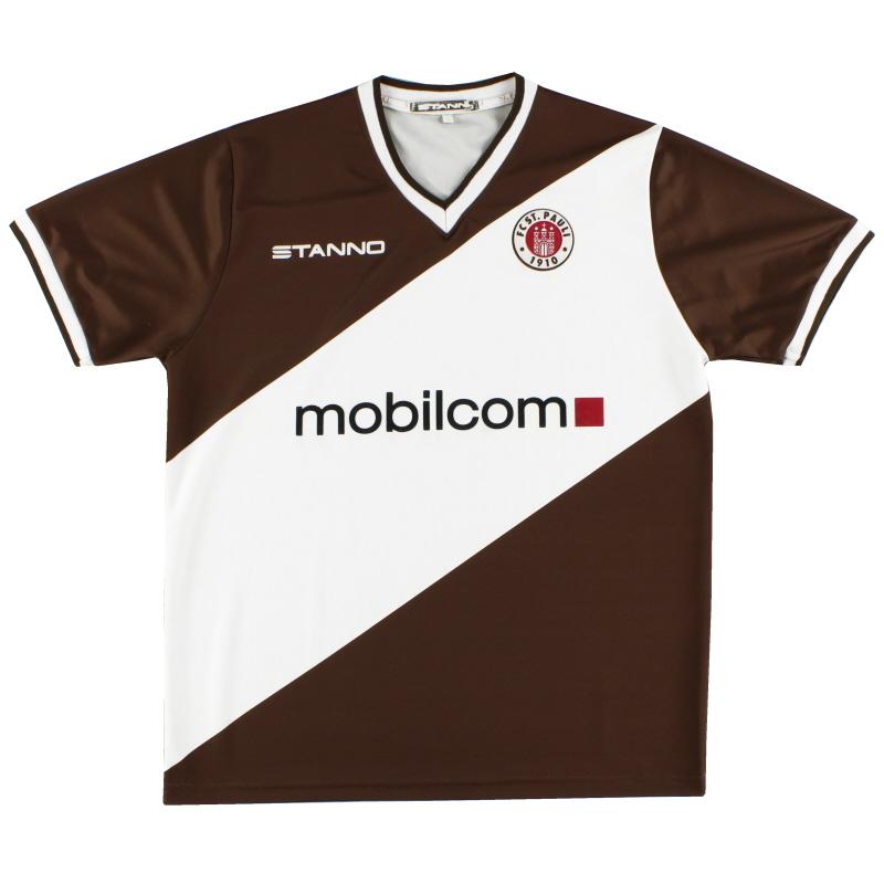 2004-05 FC St. Pauli Home Shirt M