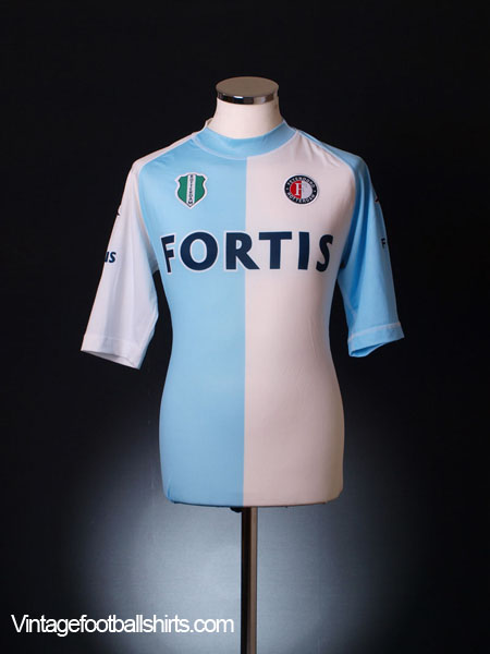 2004-05 Feyenoord Away Shirt XL