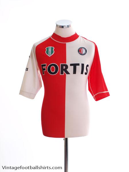 2004-05 Feyenoord Home Shirt 4XL
