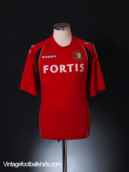 2004-05 Feyenoord Training Shirt XL