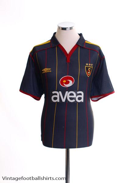 2004-05 Galatasaray Away Shirt L