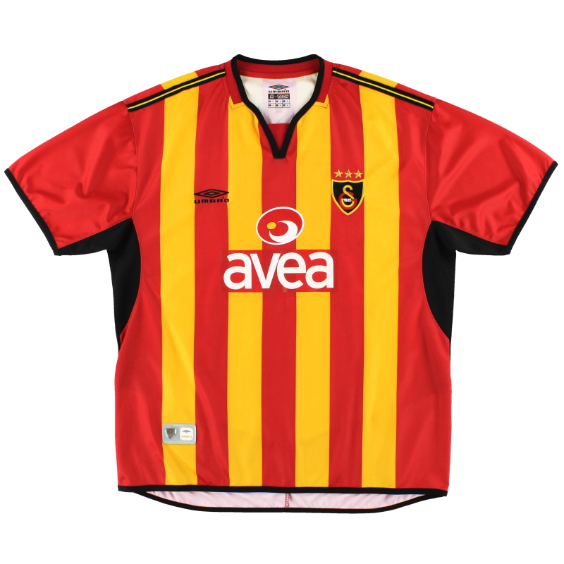 2004-05 Galatasaray Home Shirt L