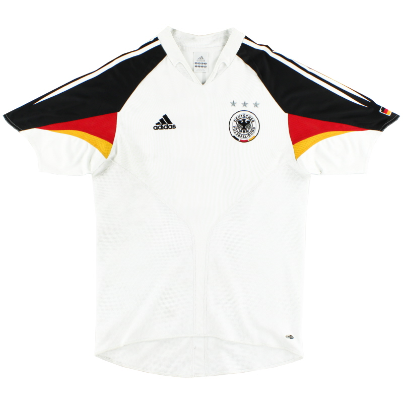 2004-05 Germany Home Shirt M - 643981