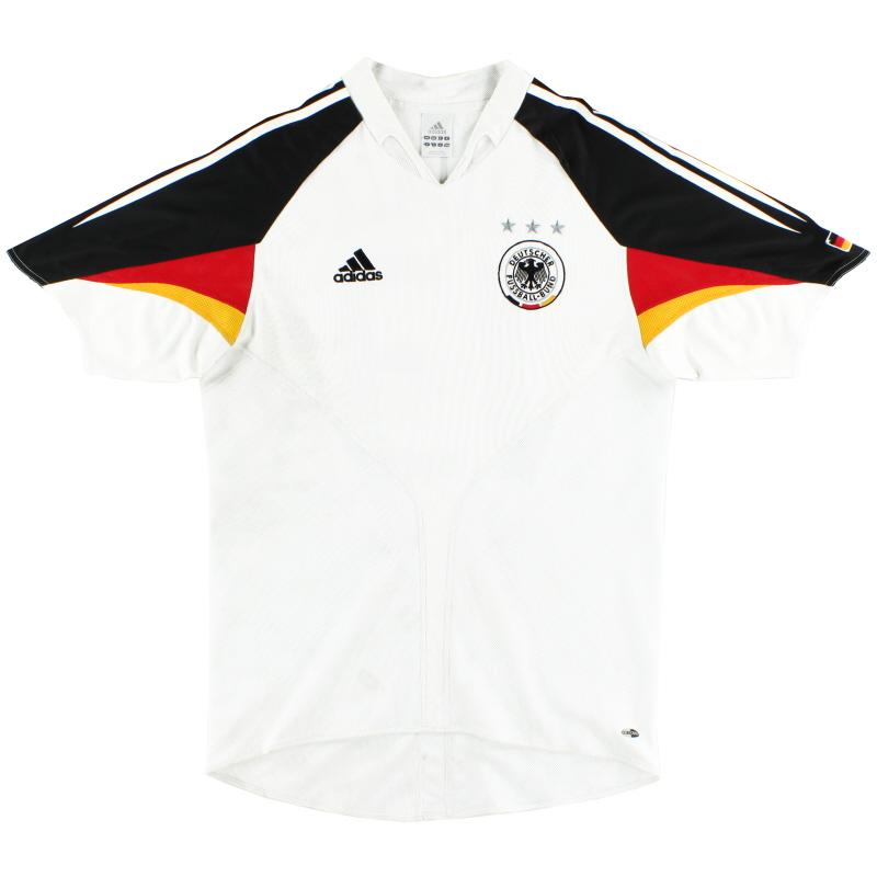 2004-05 Germany adidas Home Shirt XL - 643981