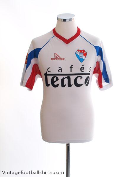 2004-05 Gill Vicente Third Shirt S