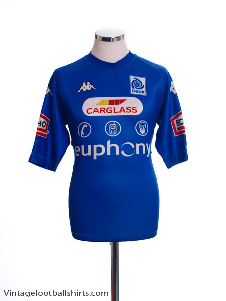 2004 05 Krc Genk Home Shirt L For Sale