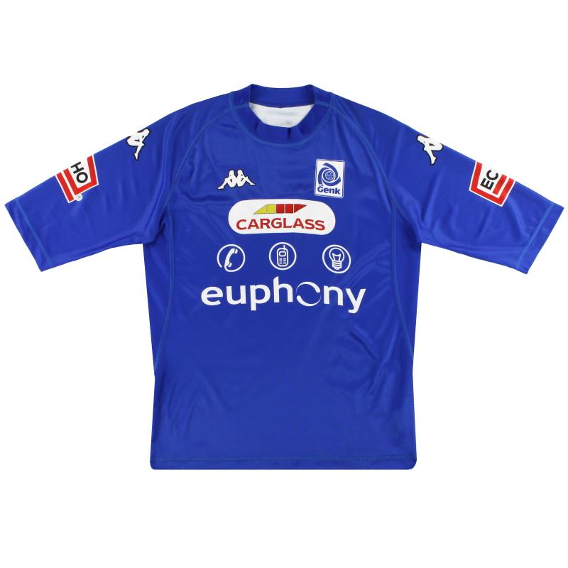 2004-05 KRC Genk Kappa Home Shirt L